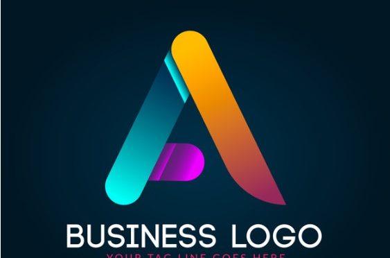 Mẫu logo chữ A đẹp