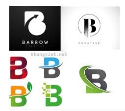 99 mẫu logo chữ B đẹp